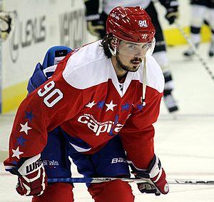 Marcus Johansson (ice hockey, born 1990) - Image: Marcus Johansson 2016 04 07 1