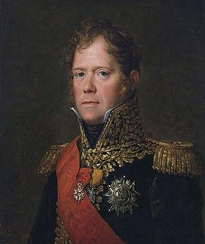 English: Marshal Michel Ney, duc d'Elchingen, ...