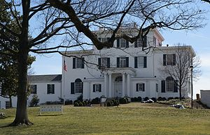 Woodley Mansion - Woodley