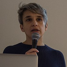 Mari Bastashevski at The Glass Room (71751) (cropped).jpg