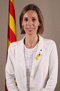 Àngels Chacón Catalan politician
