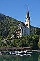 Maria Wörth Pfarrkirche hll. Primus und Felizian O-Ansicht 24092013 4970.jpg