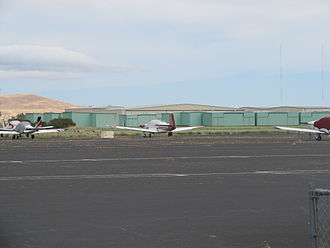 Marin County Airport - Image: Marin County Airport