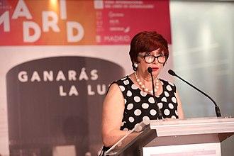 Guadalajara International Book Fair - Marisol Schulz, managing director of the Guadalajara International Book Fair.
