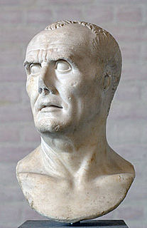 Gaius Marius Ancient Roman general and statesman