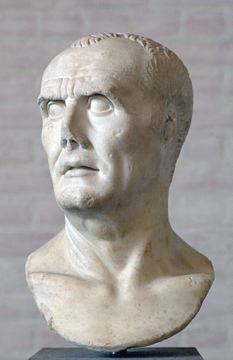 Structural history of the Roman military - Bust of Marius, instigator of the Marian reforms