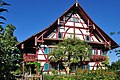Marthalen - Wohnhaus, sogenanntes Altes Wirtshaus, Schaffhauserstrasse 3 2011-09-20 15-55-36 ShiftN.jpg