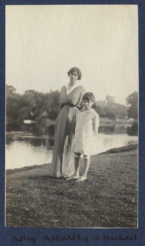 Mary (%27Molly%27) MacCarthy1915