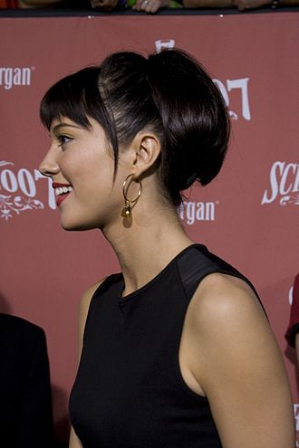 Black Christmas (2006 film) - Mary Elizabeth Winstead attending the 2007 Scream Awards, where the film earned her a nomination for best Scream Queen.