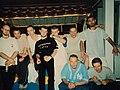 Mary Jane (OG, Пино, Сэт), Влади, Шим, Рашид, Эйсик и Тейквон в Ростове-на-Дону, 2000 г.jpg