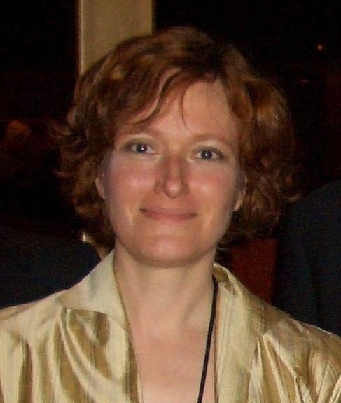 Mary Robinette Kowal at 2008 Nebula Awards