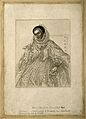 Mary Sidney Herbert, Countess of Pembroke. Stipple engraving Wellcome V0004586.jpg