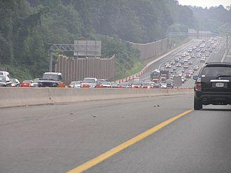 Interstate 695 (Maryland) - Image: Maryland I695