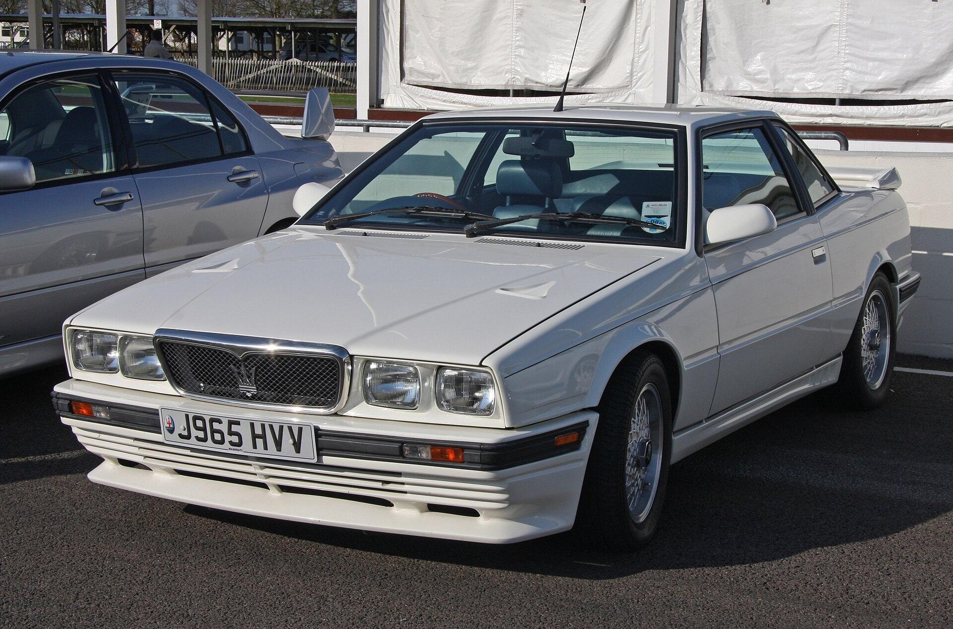Maserati Karif - Wikipedia