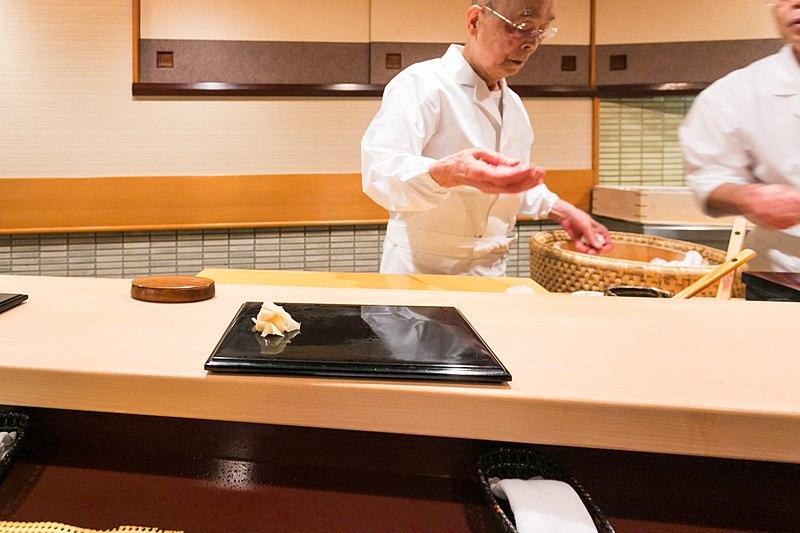 File:Master Sushi Chef Jiro Ono (11556998554).jpg