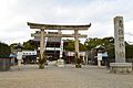 Masumida-jinja (Ichinomiya) torii.JPG