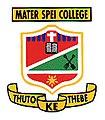 Mater Spei College logo.jpg