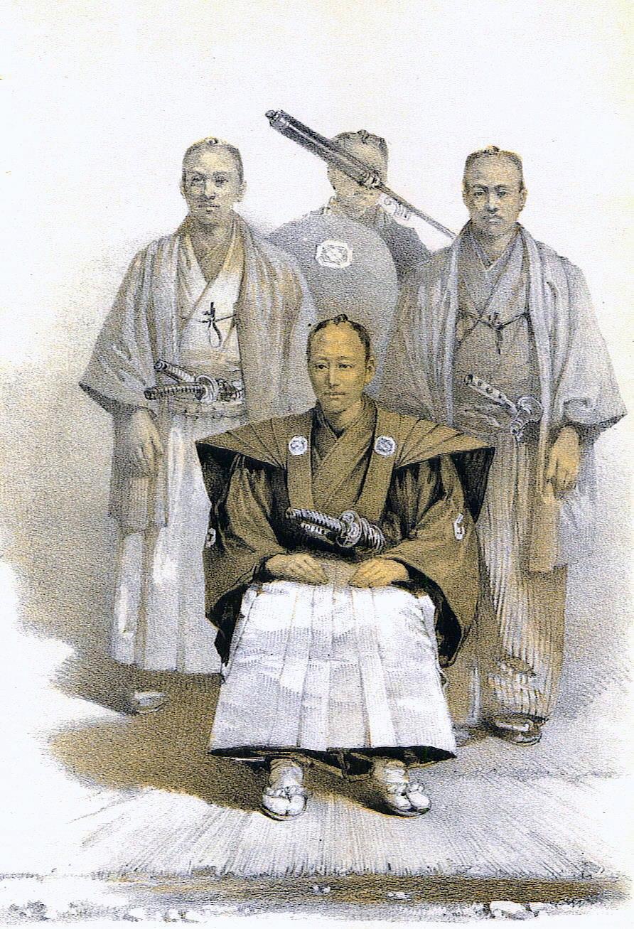 Matsue daimyo c1850s