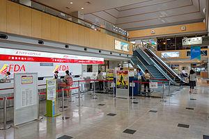 Matsumoto Airport - Image: Matsumoto airport 01