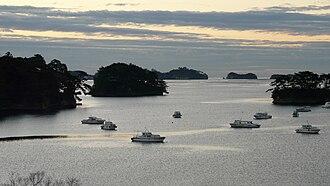 Three Views of Japan - Image: Matsushima miyagi z