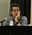 Matt Fraction at HeroesCon 2015.jpg