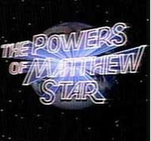 The Powers of Matthew Star - Title Screen