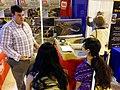 Matthew Valentine talks jobs at GPS Career Fair (10019273915).jpg