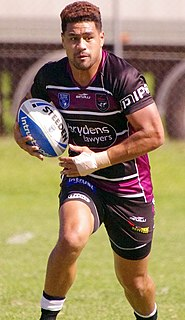 Matthew Wright (rugby league) New Zealand-born Samoan rugby league player