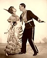 Maurice Chevalier and Jeanette MacDonald in The Merry Widow.jpg