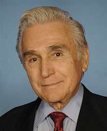 Maurice Hinchey, Official portrait, 112th Congress.jpg
