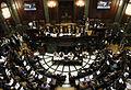 Mauricio Macri dió inicio al período de sesiones ordinarias de la Legislatura porteña (8527907237).jpg