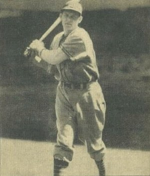 Max West - Image: Max West 1940 Play Ball card