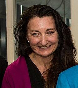 May-Britt Moser vuonna 2014.