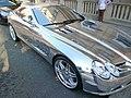 Mc Laren SLR Brabus Silver (6352611043).jpg