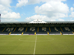 Meadow Lane - The Jimmy Sirrel Stand