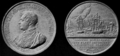 Medal commemorative of the Bombardement of Algier, 1816.png
