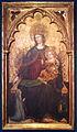 Meester van de Lanz Madonna, Tronende Madonna en Kind, ca 1420 (Bonnefantenmuseum, Maastricht).jpg