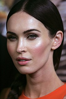 Megan Fox American actress