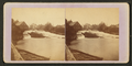Megunticook River falls, Camden, Maine, from Robert N. Dennis collection of stereoscopic views.png