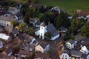 Mehren, Vulkaneifel - Image: Mehren 1