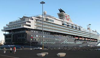 Marella Explorer - Marella Explorer as Mein Schiff 1 in Puerto Del Rosario, Fuerteventura (2010)