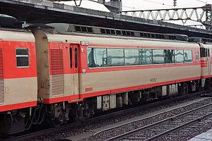 Meitetsu KiHa 8000 series - Image: Meitetsu 8052 toyama