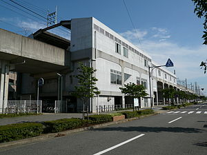 中小田井駅's relation image