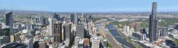 600px Melb CBD - استرالیا کشوری وسیع و ثروتمند