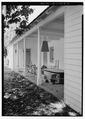 Melrose Plantation, Slave Hospital, State Highway 119, Melrose, Natchitoches Parish, LA HABS LA,35-MELRO,1A-7.tif