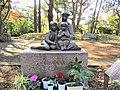 Memorial Statue of Doshida IMG 0478.jpg