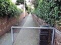 Meols Drive-Grange Hill footpath 2.JPG