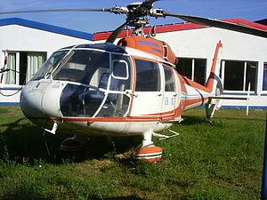 Aérospatiale SA 360 Dauphin - Aerospatiale SA 360