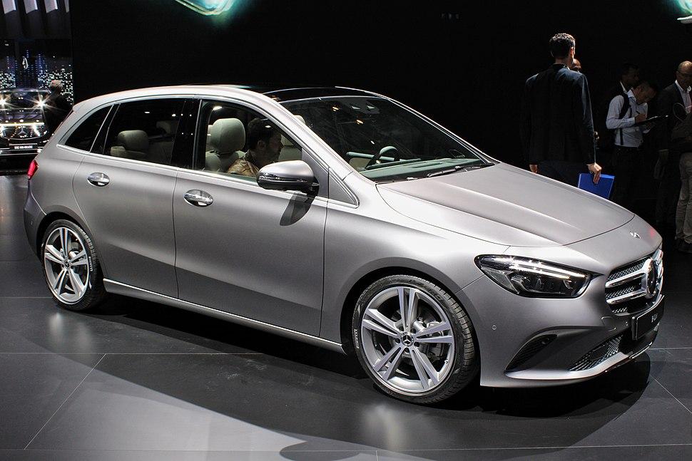 Mercedes-Benz W247, Paris Motor Show 2018, IMG 0589