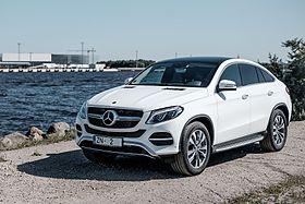 Mercedes-Benz Classe GLE — Wikipédia